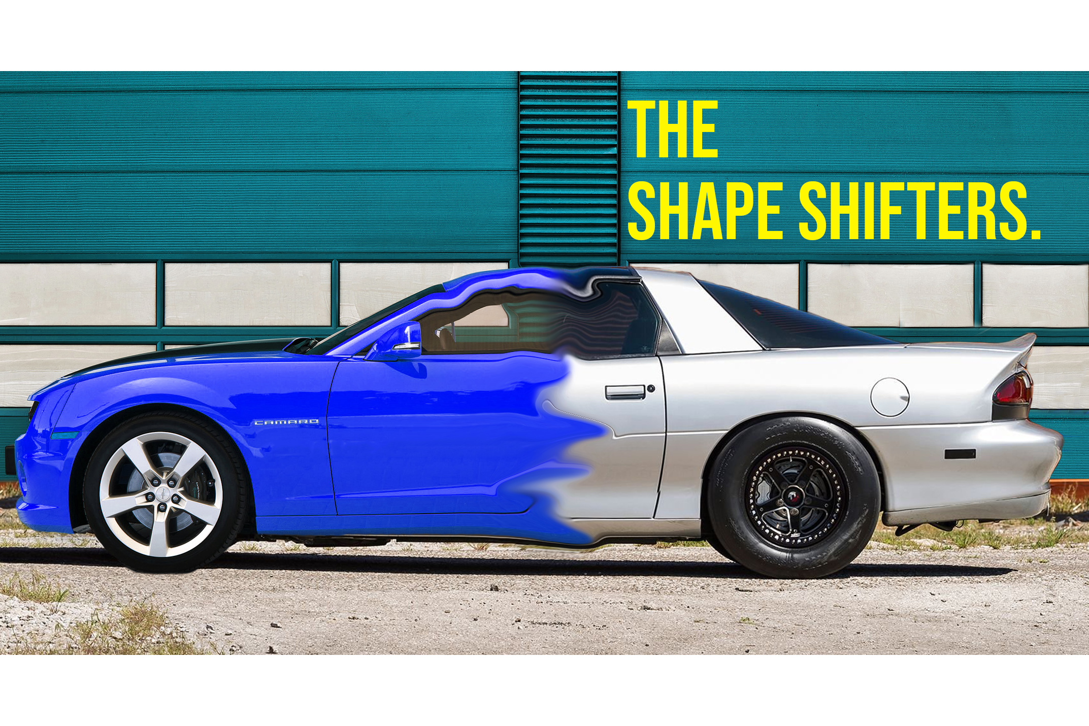 camaro shape shift