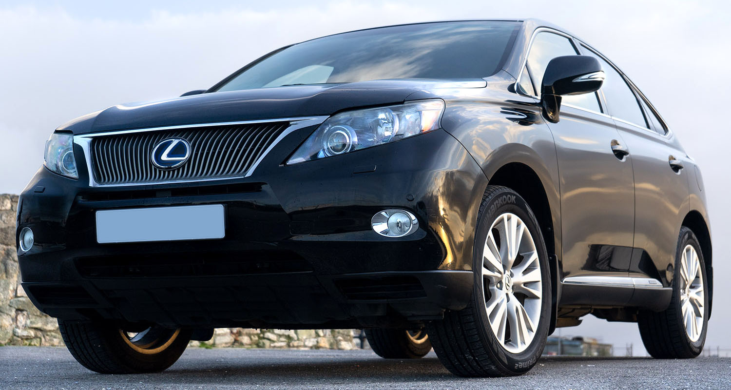 Lexus RX450H Practical buyers guide